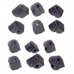 XRAY Lower Suspension Holder Integrated (Set 12) T1