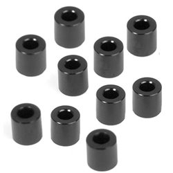 XRAY 3x6x6.0mm Alloy Shims (Black) (10)