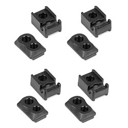 XRAY Composite Anti-Roll Bar Holders (4+4) T2/T3/T4