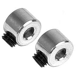 XRAY Aluminum Anti-Roll Bar Collars (2).