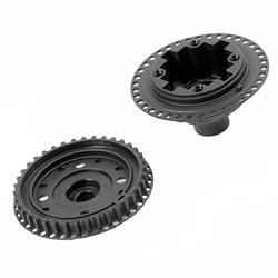 XRAY Composite Gear Differential Case & Cover Set.