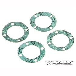 XRAY Differential Gasket Set (4).