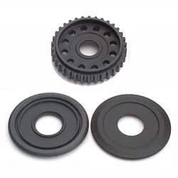 XRAY Diff Pulley 34T With Labyrinth Dust Covers.