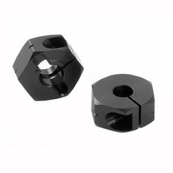 XRAY Aluminum Wheel Hub Offset+0.75 (2).