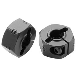 XRAY Aluminum Wheel Hub Offset+1.50 (2).