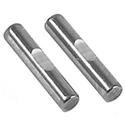 XRAY 2x10mm Driveshaft Pin w/Flat Spot (2).
