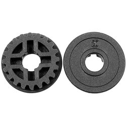 XRAY T1 / T2 Fixed Pulley 20T (2).