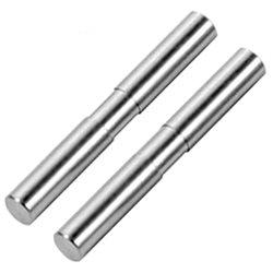 XRAY T4 Titanium Front Arm Pivot Pin (2).