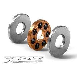 XRAY 3x8x3.5mm Ceramic Axial Thrust Bearing.
